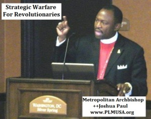 Strategic Spiritual Warfare