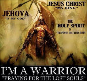 The Church Universal Warriors