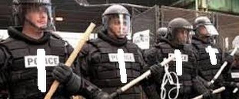 Church Police Force Presbyterian Church Universal